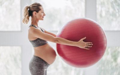 Fitten és egészségesen a várandósság útján